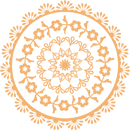 Orange_mandala