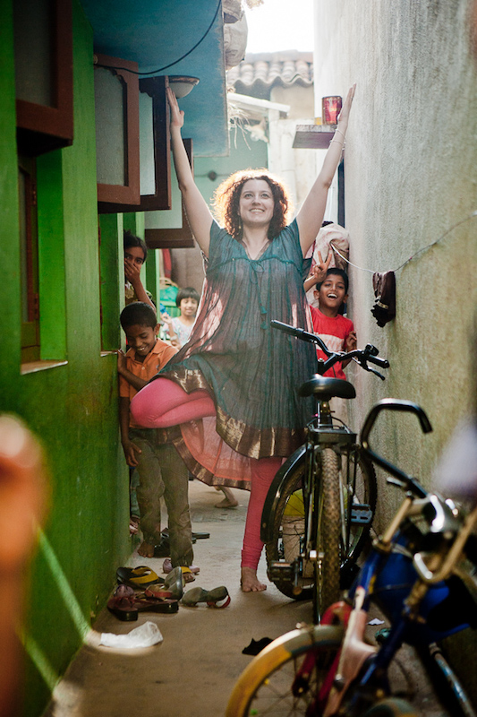 Alia Mysore Yogic photo 2014