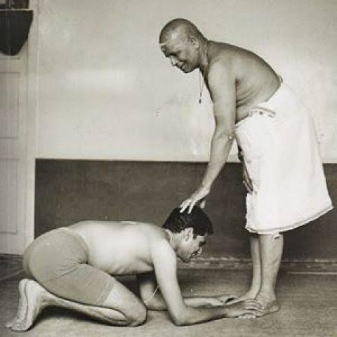 Ashtanga Yoga Parampara